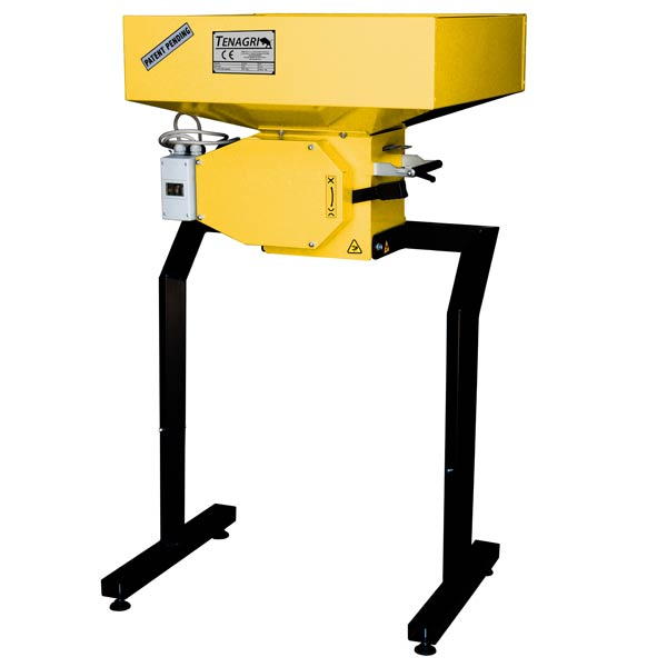 GRAINCRUSHER Q10 400 Volt 5,5 HP 12 Q/h